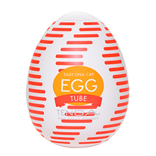 日本TENGA-EGG-WONDER 歡樂自慰蛋-TUBE穿...