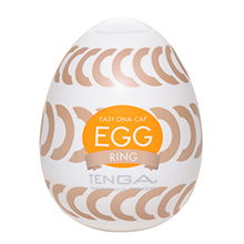 日本TENGA-EGG-WONDER 歡樂自慰蛋-RING迴...